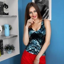 Single wife Aleksandra, 27 yrs.old from Lugansk, Ukraine