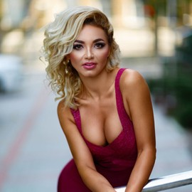 Nice girlfriend Angelina, 34 yrs.old from Kiev, Ukraine