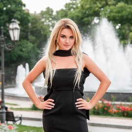 Single girlfriend Victoria, 26 yrs.old from Odessa, Ukraine