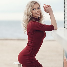 Gorgeous mail order bride Ekaterina, 24 yrs.old from Sevastopol, Russia
