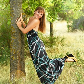 Nice bride Elena, 28 yrs.old from Berdyansk, Ukraine
