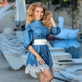 Beautiful girlfriend Anastasia, 32 yrs.old from Odessa, Ukraine