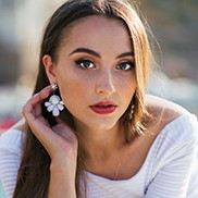 Nice mail order bride Anastasiya, 26 yrs.old from Sevastopol, Russia
