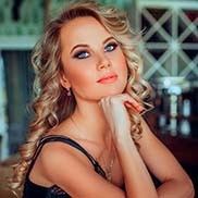 Charming girl Oksana, 26 yrs.old from Moscow, Russia