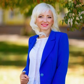 Single bride Svetlana, 44 yrs.old from Nikolaev, Ukraine
