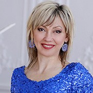Charming girl Lilia, 54 yrs.old from Kharkov, Ukraine