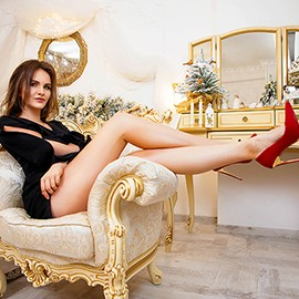 Single bride Daria, 19 yrs.old from Odessa, Ukraine