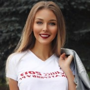 Amazing mail order bride Anastasia, 20 yrs.old from Yekaterinburg, Russia