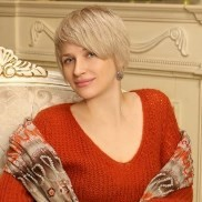 Charming woman Olesya, 40 yrs.old from Kiev, Ukraine