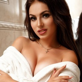 Pretty lady Anastasiya, 19 yrs.old from Kharkov, Ukraine
