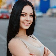 Nice mail order bride Anna, 23 yrs.old from Kamenskoye, Ukraine