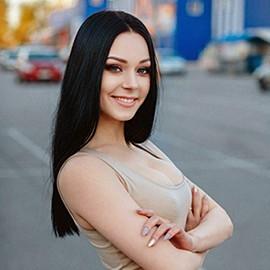 Nice mail order bride Anna, 23 yrs.old from Kamenskoye, Ukraine