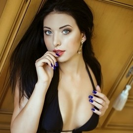 Nice mail order bride Karina, 24 yrs.old from Kiev, Ukraine