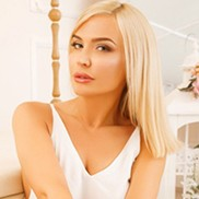 Beautiful girlfriend Anna, 37 yrs.old from Kiev, Ukraine