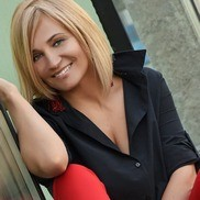 Charming mail order bride Yulia, 47 yrs.old from Kiev, Ukraine