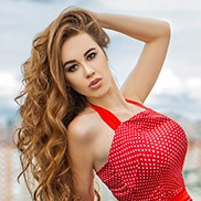 Single wife Anna, 25 yrs.old from Kiev, Ukraine