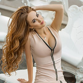 Charming wife Anna, 25 yrs.old from Kiev, Ukraine