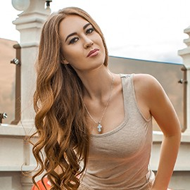 Nice bride Anna, 25 yrs.old from Kiev, Ukraine