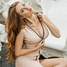 Hot mail order bride Anna, 25 yrs.old from Kiev, Ukraine