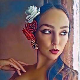 Pretty miss Alina, 28 yrs.old from Kiev, Ukraine