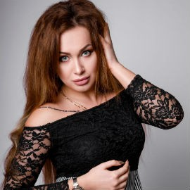 Pretty girlfriend Anna, 28 yrs.old from Kirovohrad, Ukraine