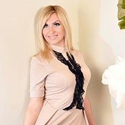 Charming wife Anna, 38 yrs.old from Kharkov, Ukraine