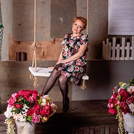 Nice woman Elena, 49 yrs.old from Pskov, Russia