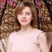 Single bride Inga, 47 yrs.old from Khmelnitskyi, Ukraine