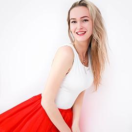Single miss Lyubov, 22 yrs.old from Kiev, Ukraine