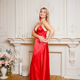 Charming mail order bride Natalia, 35 yrs.old from Odessa, Ukraine