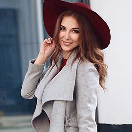 Single girlfriend Ekaterina, 29 yrs.old from Moscow, Russia