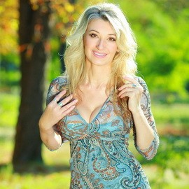 Hot girlfriend Svetlana, 52 yrs.old from Odessa, Ukraine