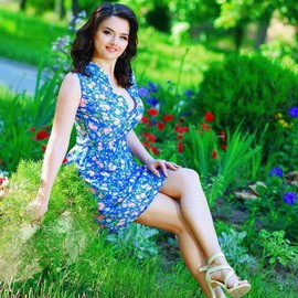 Beautiful wife Yana, 32 yrs.old from Odessa, Ukraine