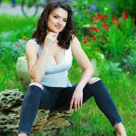 Nice wife Yana, 32 yrs.old from Odessa, Ukraine