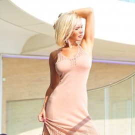 Beautiful wife Yana, 38 yrs.old from Yalta, Russia