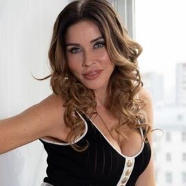 Pretty miss Marina, 44 yrs.old from Moscow, Russia