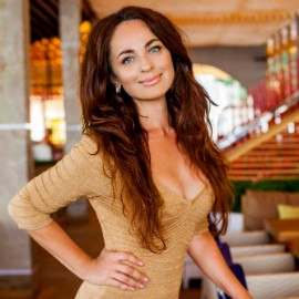 Charming bride Lidia, 48 yrs.old from Kherson, Ukraine
