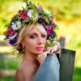Nice bride Svetlana, 47 yrs.old from Donetsk, Ukraine