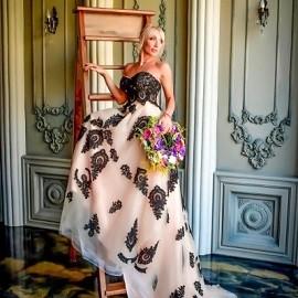 Single bride Svetlana, 47 yrs.old from Donetsk, Ukraine
