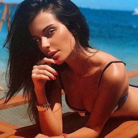 Gorgeous bride Anna, 32 yrs.old from Moscow, Russia