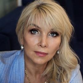 Single wife Irina, 54 yrs.old from Pskov, Russia