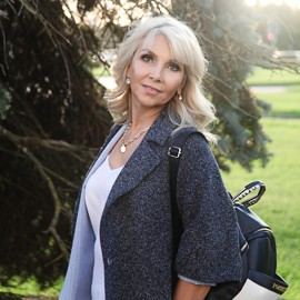 Single pen pal Irina, 54 yrs.old from Pskov, Russia