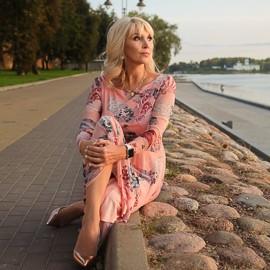 Pretty girlfriend Irina, 54 yrs.old from Pskov, Russia