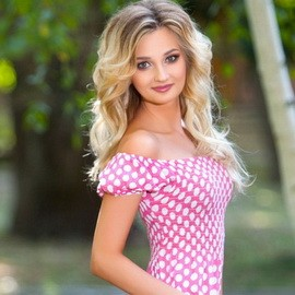 Charming miss Kristina, 27 yrs.old from Odessa, Ukraine