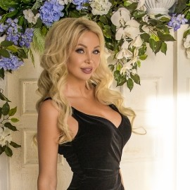 Nice mail order bride Anna, 40 yrs.old from Omsk, Russia