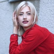 Charming mail order bride Vladislava, 21 yrs.old from Vasilkov, Ukraine