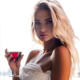 Sexy woman Alena, 24 yrs.old from Moscow, Russia