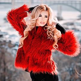 Beautiful girl Victoriya, 34 yrs.old from Zaporozhye, Ukraine