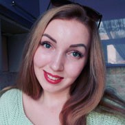 Single girl Yana, 25 yrs.old from Kharkiv, Ukraine