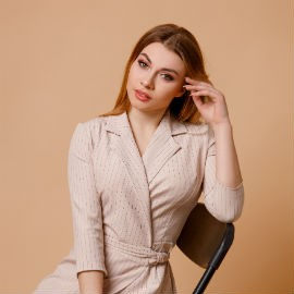 Single wife Anna, 20 yrs.old from Kropivnitsky, Ukraine